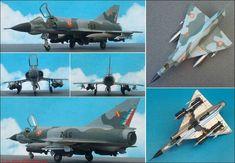 "Dassault-Breguet ""Mirage III""C Kampfflugzeug (Airfix 2012) 1:72"