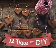 12 Days of DIY: Ornaments, Ornaments And More Homemade Ornaments