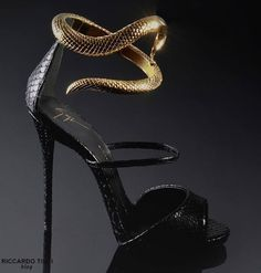 I want just because of the snake