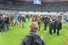 Paris: Besonnene Behörden verhinderten Massenpanik - SPIEGEL ONLINE - Politik