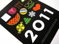 "Erin Jang ""2011 Calendar"""