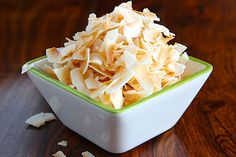 Sweet~N~Salty Coconut Chips and The Health Benefits of Coconut » Whole Lifestyle Nutrition  -  want!     lj