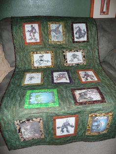 Brenden's quilt