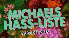 Niemand schaut deine Stories, Leonie! | Michaels Hass-Liste für den August 2018 Vienna, New Books, Hate