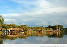The Orinoco Delta, Venezuela travel places