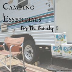 Camping Essentials F