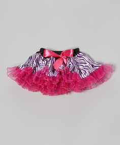Take a look at this Purple Silky Pettiskirt - Infant, Toddler & Girls by Inspiration Group on #zulily today!