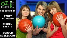 OZ Bowling Zürich Dielsdorf - Firmen Events - Geburtstagparty -  viel Un... Bowling, Party, Gym Equipment, Events, Exercise, Fun, Videos, Birth, Entertaining