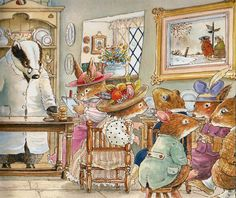 Foxwood Tales by Cynthia and Brian Paterson