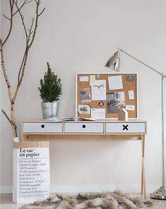 SZAFA 2 DRZWIOWA BIAŁA KÓŁKO KRZYZYK - pokój dziecka - meble - Pakamera.pl Decor Interior Design, Interior Decorating, Home Office Design, Design Inspiration, Modern, Room, House, Office Desks, Furnitures