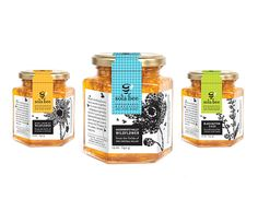 Packaging for sustainably harvested honey