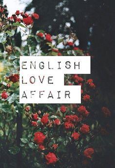 English love affair // 5 Seconds of Summer 5sos Songs, 5sos Lyrics, Music Lyrics, Music Love, Good Music, 5 Seconds Of Summer Lyrics, 5sos Wallpaper, Bad Songs, English Love