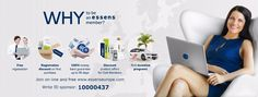 Make money with Essens worldwide. MLM business for you and your friends. Share it, make money, have fun. More information www.essensperfume.com