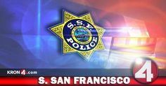 Police Seek Man Who Attempted to Rob SSF Hotel via KRON 4 News by Rachel Matsuoka