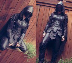 Nightingale armor. Skyrim.