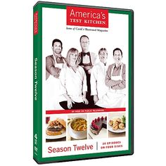 A DVD available from PBS. Great for teaching about how recipes are tested and formulated