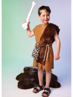 Stone Age Man costume for boys + girls. Size: 140/152 Festartikel Müller GmbH http://www.amazon.co.uk/dp/B001D0YAWA/ref=cm_sw_r_pi_dp_suF9tb1SHFYZB