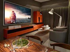 Casa Cor Minas: ambientes decorados e integrados com a mata - Casa