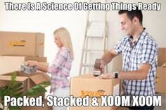 ****Pre-Packing Science**** There is a science of getting things ready, packed, and stacked. Our highly skilled and well-trained removalists are most equipped and knowledgeable about this and can do an excellent job at giving that much needed hand. http://bit.ly/1WOlzhs