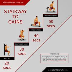 Looking for a strong, toned lower body? Try this challenging and effective at-home workout... And see if you can even walk up a flight of stairs afterward!