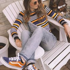 Sidestripes in Spring   # You're It: Five of our favorite #VansGirls photos from IG last week.  Tag @vansgirls or #vansgirls on Instagram so we can post your photos here. And you never know, your photo may end up on vans.com!  Via @wikilieks