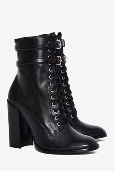 Schutz Makayla Leather Boot