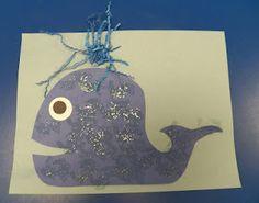 Whales Mrs. Mayas' Kindergarten