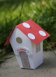 Zauberhaft-handgemacht, Ein Haus für alle Fälle, SU, Verpackung