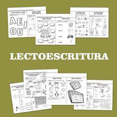 Recursos para el aula: Fichas de lectoescritura en educación infantil Lectoescritura La lectoescritura es la capacidad de leer y escribir