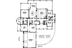 This adobe / southwestern design floor plan is 3010 sq ft and has 3 bedrooms and has bathrooms. Dream Home Design, House Design, Support Columns, Price Plan, Adobe House, Cost To Build, Building Department, Build Your Dream Home