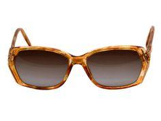 fcbe2203bb5cc Original Versace sunglasses 80s made in Italy. Oversized vintage sunglasses
