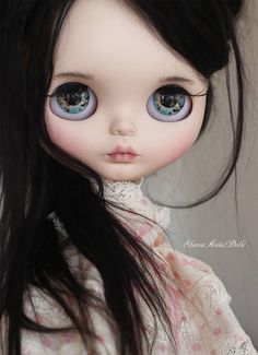 REDUCED OOAK custom Blythe doll by Sharon Avital
