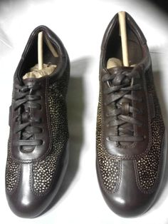 47b54ef7902 New In Box Cole Haan Womens Air Tali Oxford Sneakers Shoes Size 7.5B Brown  $59.99