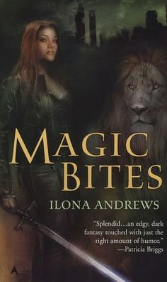Magic Bites (Kate Daniels Series #1) [NOOK Book]  byIlona Andrews