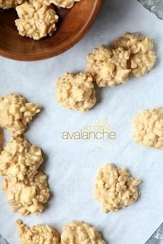 Galletas avalancha sin hornear | 21 golosinas fáciles y divertidas que usted puede hacer con cereales
