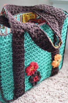 Crochet Diaper Bag Baby Crochet Patterns Pinterest ...