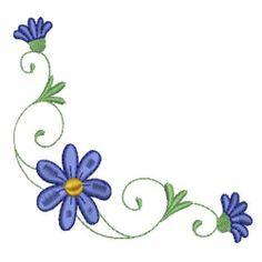 Blue Dew | Machine Embroidery Designs