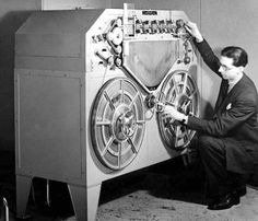 Marconi tape recorder