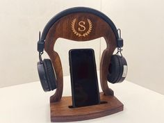 Headphone Stand Custom, Gift for MenValentines Day Gift, Man Gift, DJ Gift,Husband Gift,Personalized Gift for Him, Boyfriend christmas Gift Christmas Gift for him, Christmas Docking Station Gift, Boyfriend Christmas Gift, Christmas Dad, Men Christmas Gift, Phone Holder, Phone Stand, Desk Organizer, Christmas Gifts For Brother, Gifts For Boys, Best Friend Christmas Gifts, Gifts For Dad, Christmas Ideas, Personalized Gifts For Men, Personalized Christmas Gifts, Personalized Wedding, Organizer Box