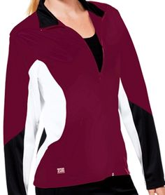 Ultimate Poly Tricot Cheerleading Warmup Jacket by Zoe Athletics