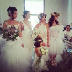 Bouquet de mariée , couronne de fleurs mariage corse porto-vecchio