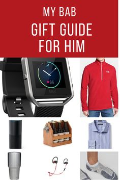 Christmas Gifts Guides for Men