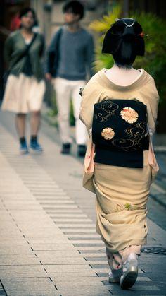 geiko 芸妓 宮川町 KYOTO JAPAN