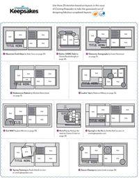 Bonus Sketches: July/August 2011   July/August 2011   Creating Keepsakes