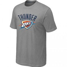 951db14e5 Oklahoma City Thunder Big  amp  Tall Primary Logo Orange T-Shirt