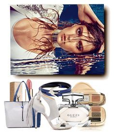 """""""Different kind of rain #2."""" by babysnail ❤ liked on Polyvore featuring McQ by Alexander McQueen, Dolce&Gabbana, Yves Saint Laurent, Gucci and Alexander White"""