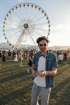#2931 Coachella With Ray-Ban