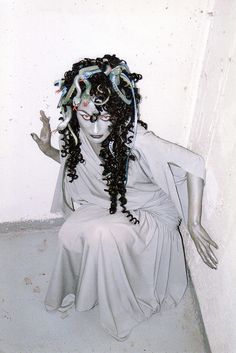 Medusa..ive always wanted to be her for halloween