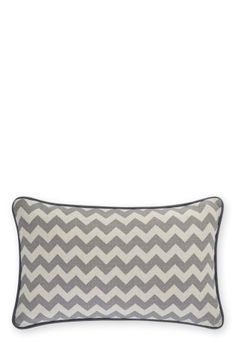 Buy Zig Zag Print Cushion from the Next UK online shop