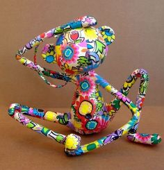 Awesome Paper Mache Creatures Like Never Seen Before (28)